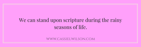 scripture stand upon