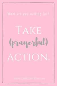 Prayerful action (1)
